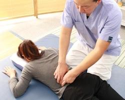 腱引き療法の画像
